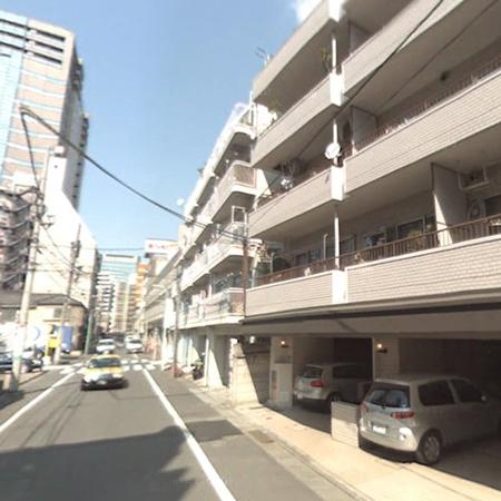 中銀日本橋浜町マンシオン 概観