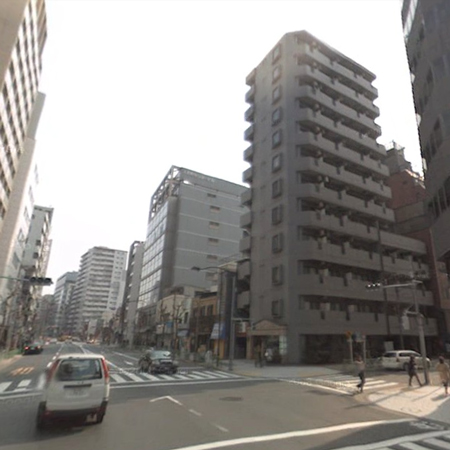ガラ・ステージ日本橋人形町 概観