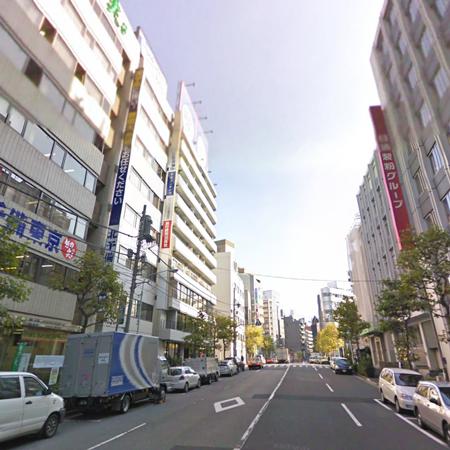 ヴィラハイツ日本橋 概観