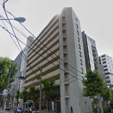 中銀日本橋マンシオン 概観