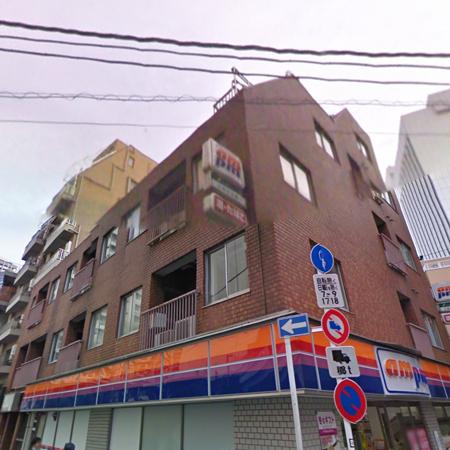 ハイベール三田 概観