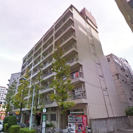 浜松町ビジネスマンション 概観