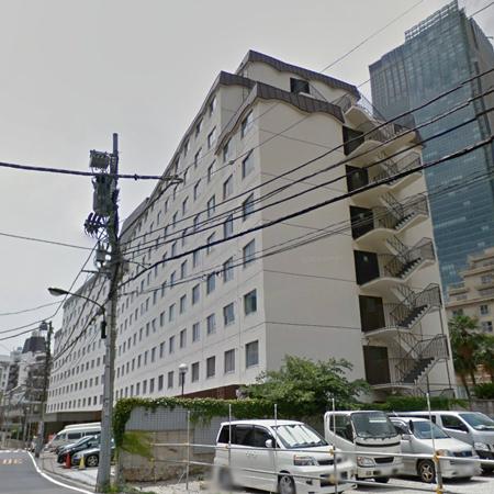 秀和赤坂レジデンシャルホテル 概観