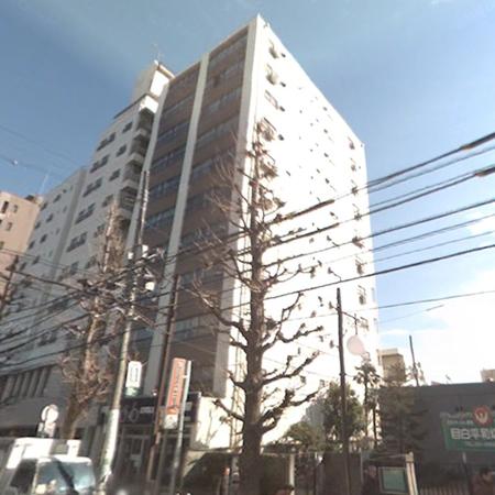 新倉マンション 概観
