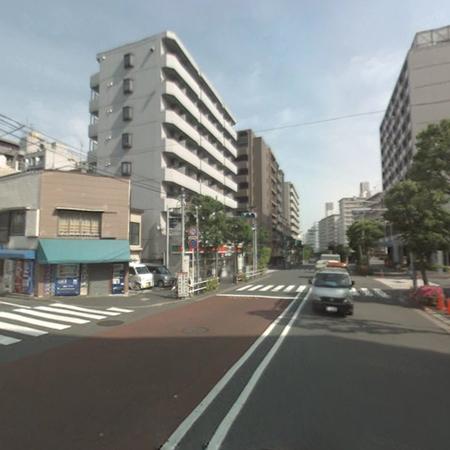 いづみニッテイハイツ北新宿 概観
