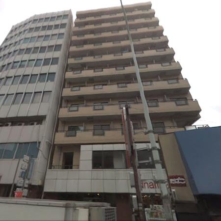 ルックハイツ新宿 概観