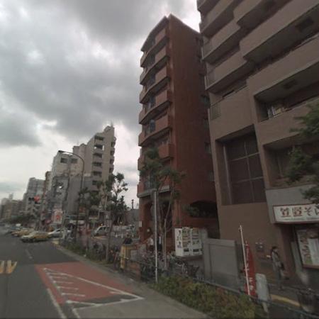 ライオンズマンション新宿第2 概観