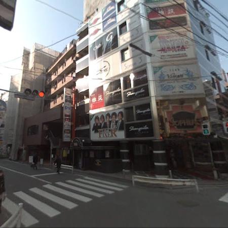 ライオンズプラザ新宿 概観