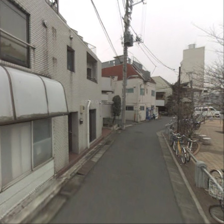 西新宿第2ローヤルコーポ 概観
