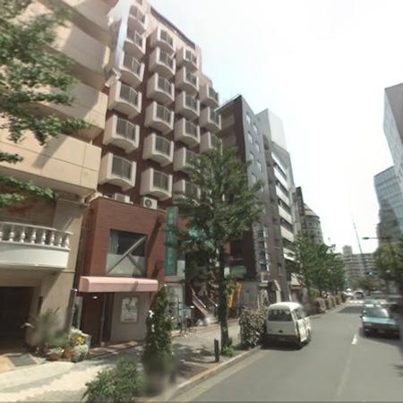新宿グリーンプラザ 概観