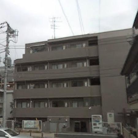 メインステージ中井駅前 概観
