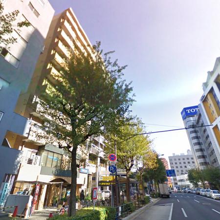 ニューライフ新宿参番館 概観