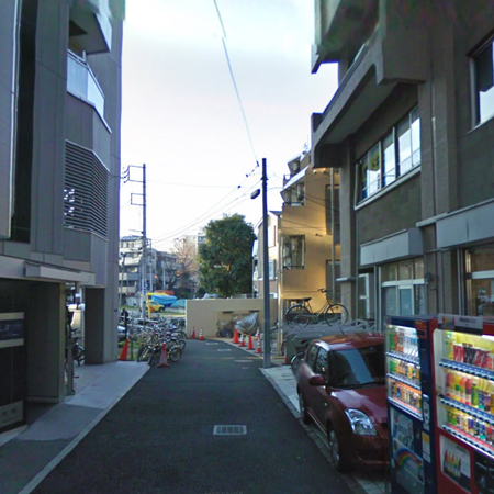 日神パレス西新宿 概観