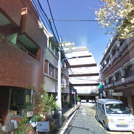 西新宿カーネルマンション 概観