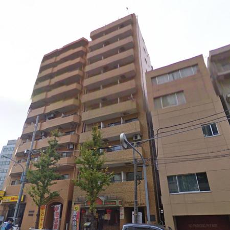 ライオンズマンション神楽坂第5 概観
