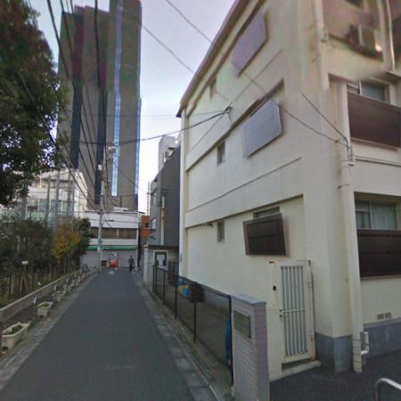 新宿ローヤルコーポ 概観