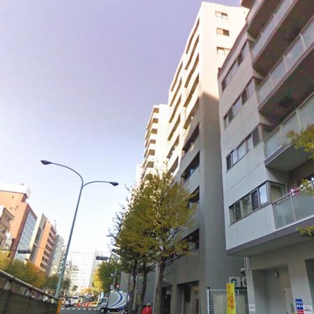 ロイヤルアメニティー新宿 概観