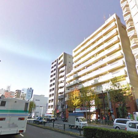 コントワール新宿 概観