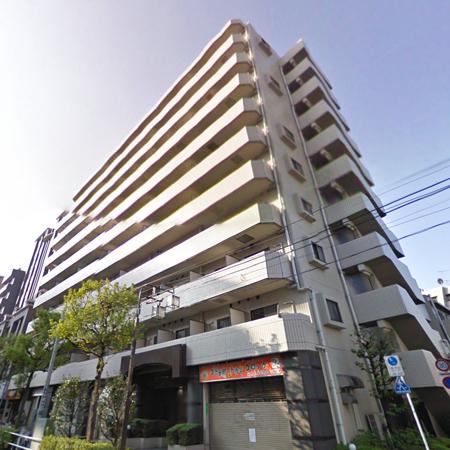 ストーク北新宿 概観