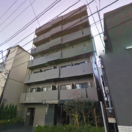 ルーブル早稲田伍番館 概観