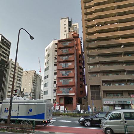 ライオンズマンション新宿第二 概観