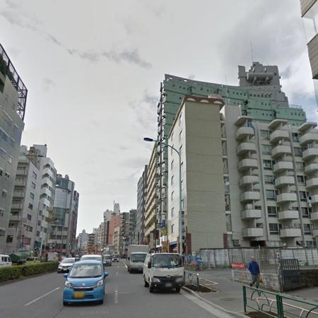 新宿フラワーハイホーム 概観