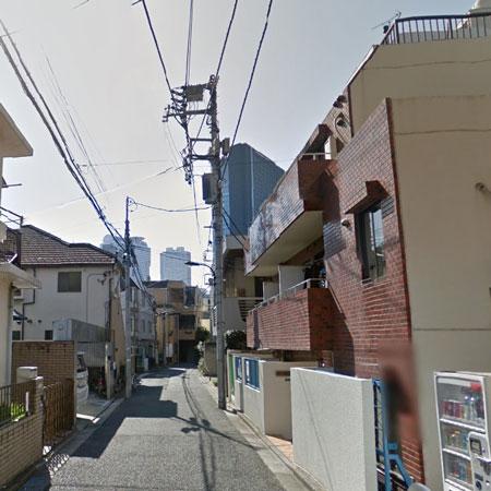スカイコート新宿 概観