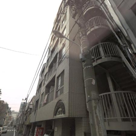 ダイカンプラザ上野Ⅲ号館 概観