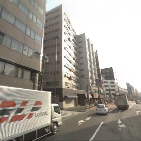 蔵前武蔵野マンション 概観