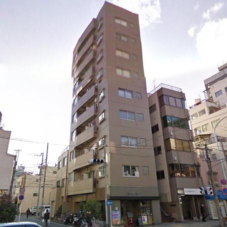 北上野永谷コーポラス 概観