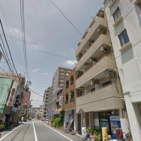 パールシティ浅草壱番館 概観