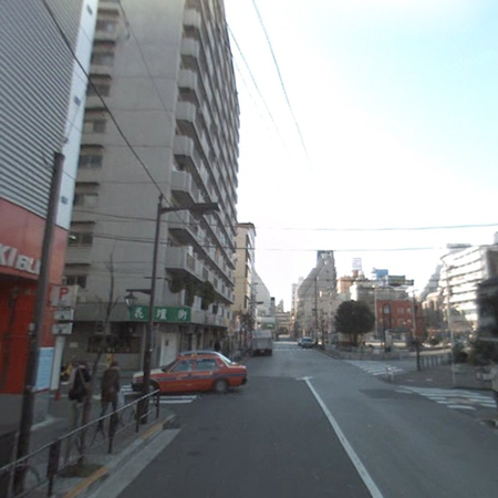 錦糸町ハイタウン 概観