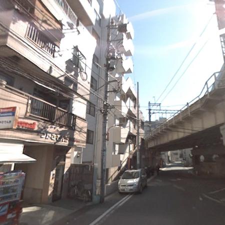 ホーユウコンフォルト隅田公園第2 概観