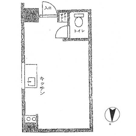 エスカイア錦糸町プラザ 間取図