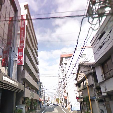 セントパレス錦糸町 概観