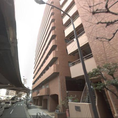 五反田ダイヤモンドマンション 概観