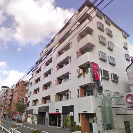 目黒三田フラワーマンション 概観