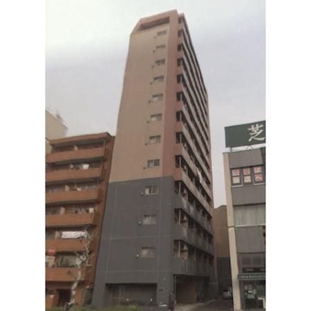 シンシア蒲田ステーションプラザ 概観