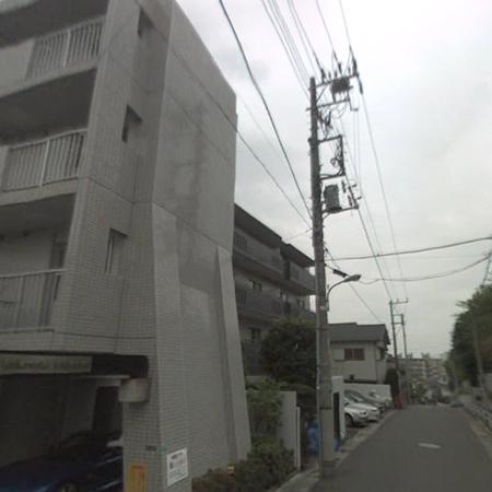 クリオ石川台壱番館 概観