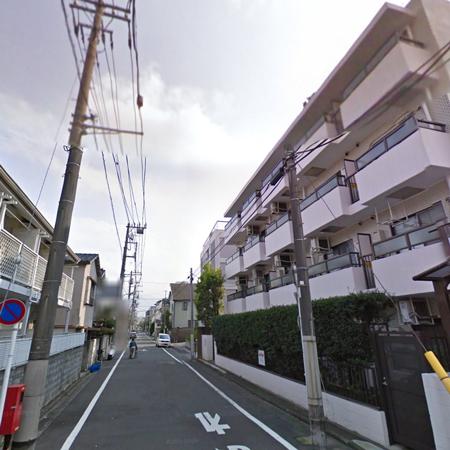 パレ・ドール石川台 概観