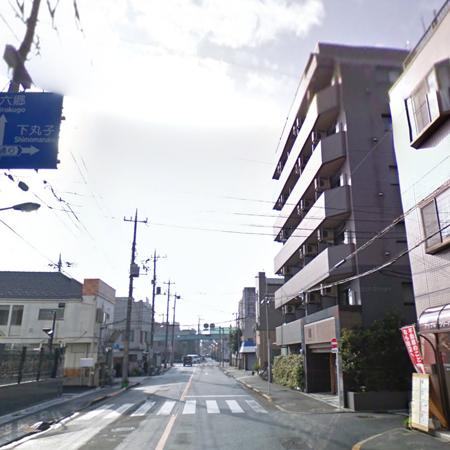 シンシア蒲田 概観