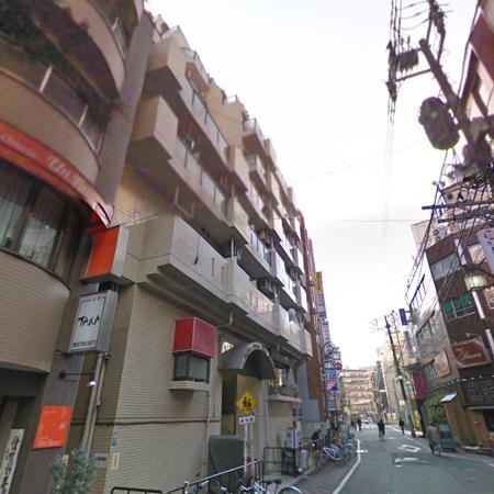 ペガサスステーションプラザ蒲田 概観