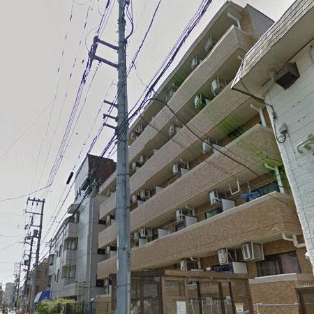 ライオンズマンション蒲田第3 概観