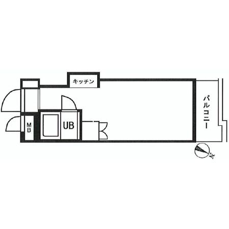 トップ成城学園第2 間取図