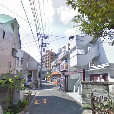 スカイコート駒沢第2 概観