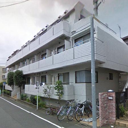 朝日プラザ桜新町 概観