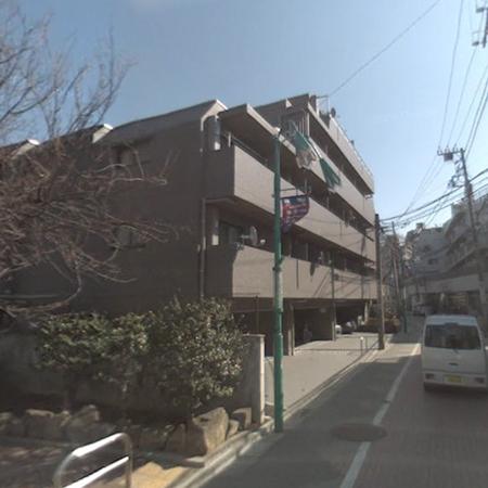 ルーブル笹塚弐番館 概観