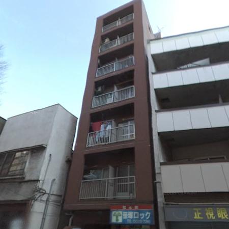 タイガースマンション笹塚 概観