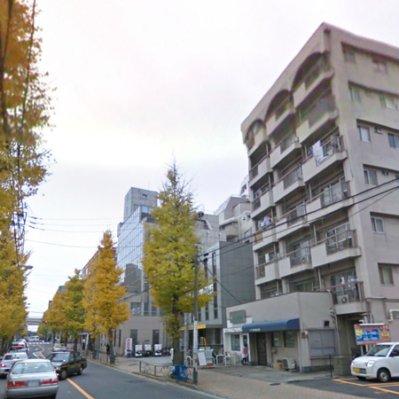 笹塚富士マンション 概観