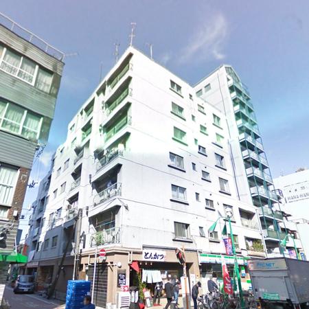 セイワパラシオン笹塚 概観